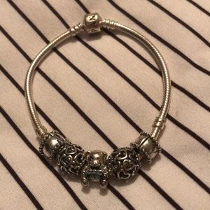 Authentic Pandora Bracelet Brand New